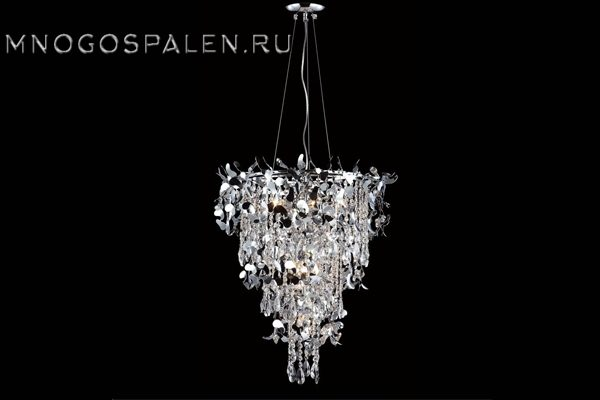 Люстра ROMEO SP 10 купить в салоне-студии мебели Барселона mnogospalen.ru много спален мебель Италии классические современные