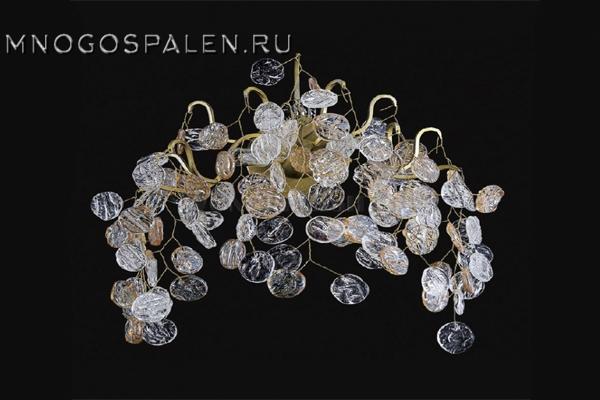 Люстра TENERIFE AP 2 купить в салоне-студии мебели Барселона mnogospalen.ru много спален мебель Италии классические современные