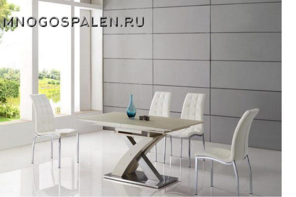 Стол HT2122 купить в салоне-студии мебели Барселона mnogospalen.ru много спален мебель Италии классические современные