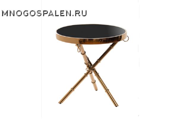 Журнальный золотой стол купить в салоне-студии мебели Барселона mnogospalen.ru много спален мебель Италии классические современные