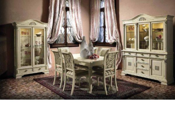 Гостиная Puccini купить в салоне-студии мебели Барселона mnogospalen.ru много спален мебель Италии классические современные