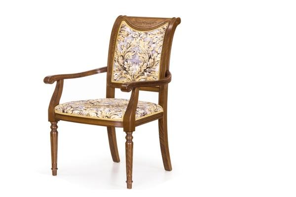 Кресло Габри-3 купить в салоне-студии мебели Барселона mnogospalen.ru много спален мебель Италии классические современные
