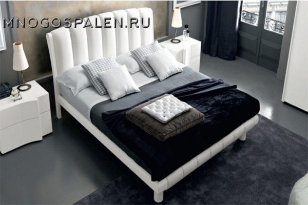 Итальянская спальня Armonia купить в салоне-студии мебели Барселона mnogospalen.ru много спален мебель Италии классические современные