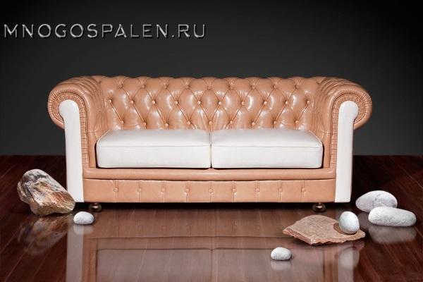 Диван Боттичелли Люкс купить в салоне-студии мебели Барселона mnogospalen.ru много спален мебель Италии классические современные