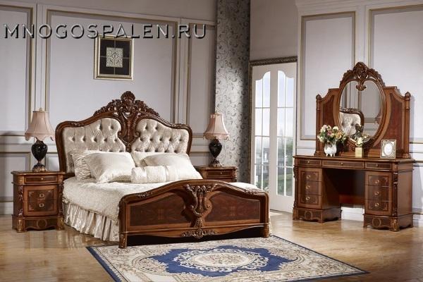 Спальня Evita купить в салоне-студии мебели Барселона mnogospalen.ru много спален мебель Италии классические современные