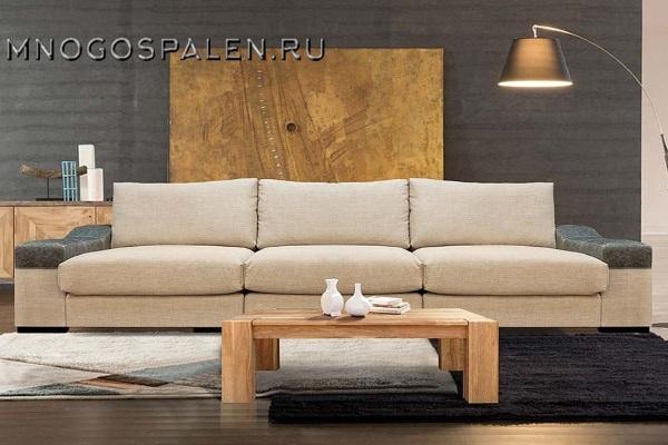 Диван ГУДВИЛЛ купить в салоне-студии мебели Барселона mnogospalen.ru много спален мебель Италии классические современные