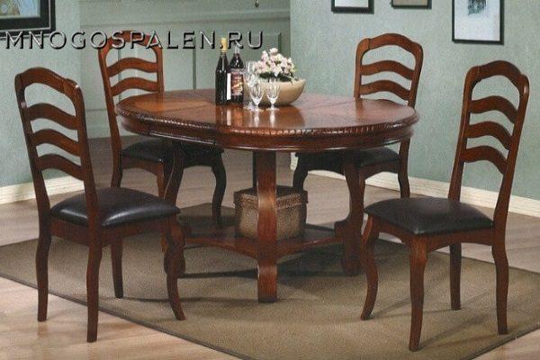Стол ONDT - B4866 купить в салоне-студии мебели Барселона mnogospalen.ru много спален мебель Италии классические современные