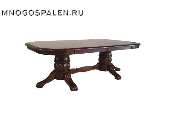 Стол MK-4500-LW купить в салоне-студии мебели Барселона mnogospalen.ru много спален мебель Италии классические современные