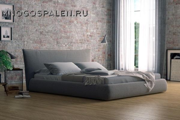 Кровать Benedetto купить в салоне-студии мебели Барселона mnogospalen.ru много спален мебель Италии классические современные