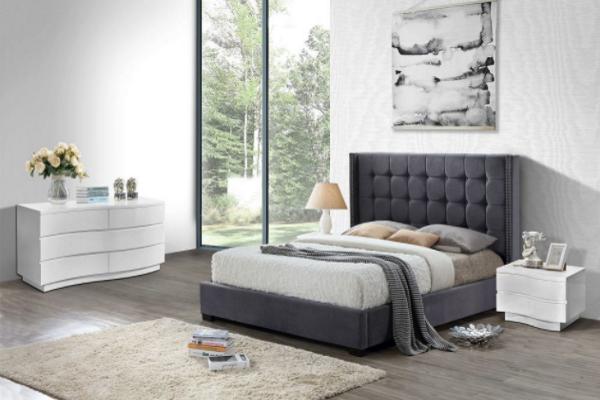 Спальня INFI 2868 купить в салоне-студии мебели Барселона mnogospalen.ru много спален мебель Италии классические современные