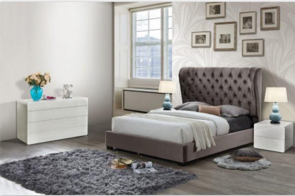Спальня INFI 2971 купить в салоне-студии мебели Барселона mnogospalen.ru много спален мебель Италии классические современные