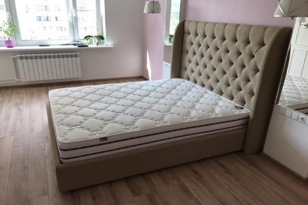 Кровать Vintage купить в салоне-студии мебели Барселона mnogospalen.ru много спален мебель Италии классические современные
