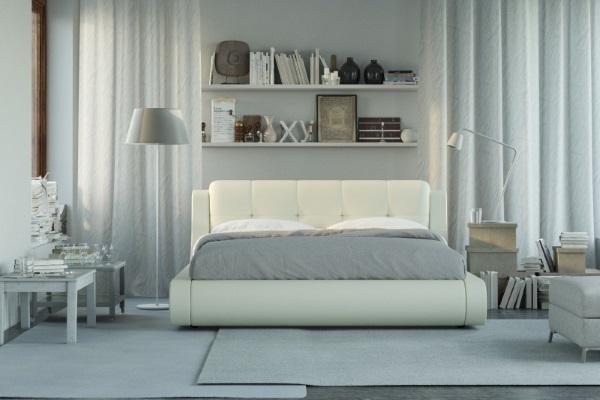 Кровать Adel купить в салоне-студии мебели Барселона mnogospalen.ru много спален мебель Италии классические современные