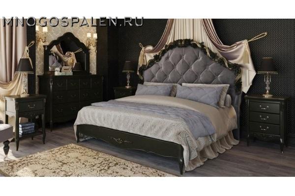 Спальня Nocturne купить в салоне-студии мебели Барселона mnogospalen.ru много спален мебель Италии классические современные