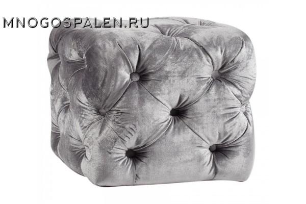 ПУФ MANELE GRIS М купить в салоне-студии мебели Барселона mnogospalen.ru много спален мебель Италии классические современные
