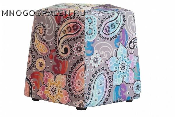 ПУФ LUCHIDE TINTE купить в салоне-студии мебели Барселона mnogospalen.ru много спален мебель Италии классические современные