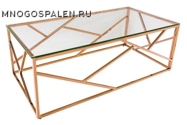 Журнальный стол 12060 А купить в салоне-студии мебели Барселона mnogospalen.ru много спален мебель Италии классические современные
