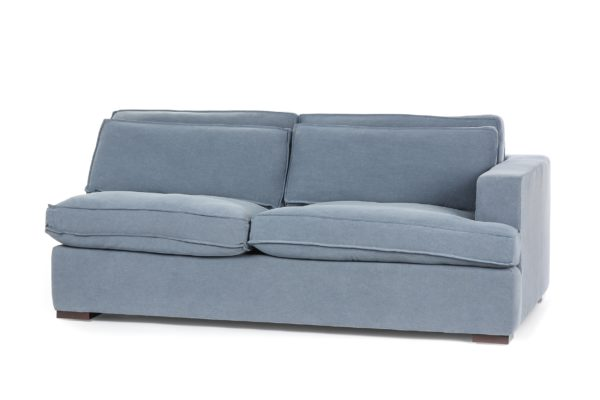 Элемент дивана правый SO086-2-20-RF Deep size King Loveseat RF Arm  108324 купить в салоне-студии мебели Барселона mnogospalen.ru много спален мебель Италии классические современные