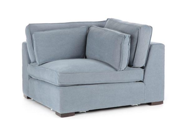 Угловой элемент дивана SO086-2-40 Deep size King Corner  108330 купить в салоне-студии мебели Барселона mnogospalen.ru много спален мебель Италии классические современные