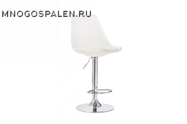 Стул барный BCR-710 (белый) купить в салоне-студии мебели Барселона mnogospalen.ru много спален мебель Италии классические современные