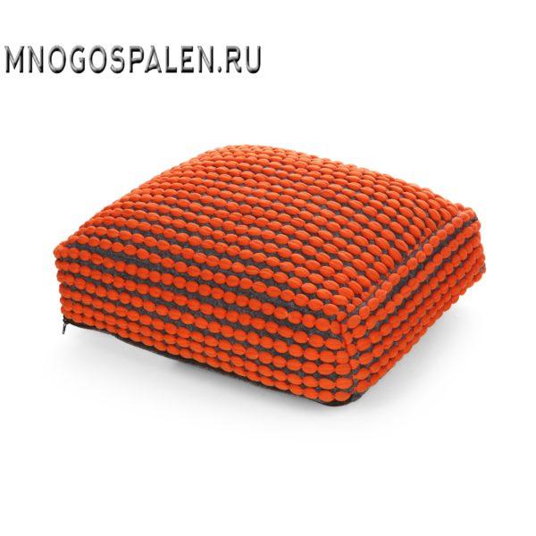 Подушка Rococo Оранжевый 20051 купить в салоне-студии мебели Барселона mnogospalen.ru много спален мебель Италии классические современные