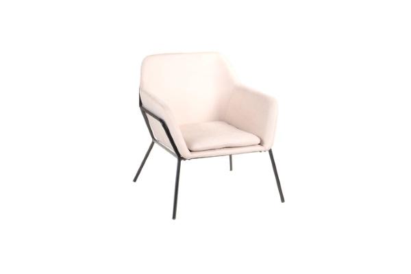 Кресло Шелфорд светло-розовое купить в салоне-студии мебели Барселона mnogospalen.ru много спален мебель Италии классические современные