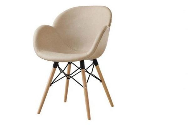 Стул FL-08WNPS BEIGE купить в салоне-студии мебели Барселона mnogospalen.ru много спален мебель Италии классические современные