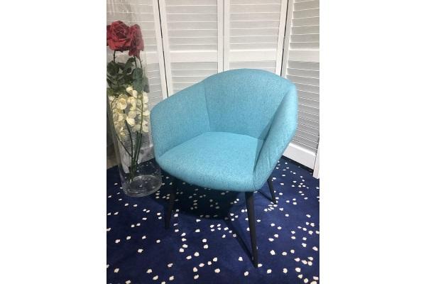 Кресло CAMELIA MARINE BLUE M-City купить в салоне-студии мебели Барселона mnogospalen.ru много спален мебель Италии классические современные